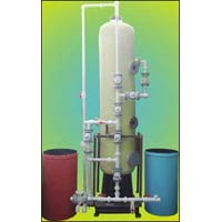 Mixed Bed Deionization Plant