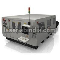 High Power Fiber Laser Cutting System