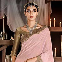 Embroidered Sarees (TS11)