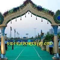 Fiber Entrance Gates