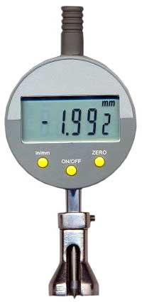 Digital Pit Depth Gauge Without Bridge