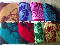Acrylic Refugee Blankets
