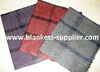 Cheap Printed Woolen Blankets
