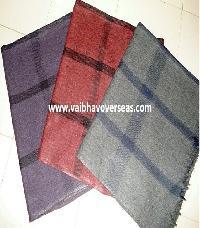 Checkered Woolen Blankets