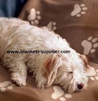 Companion Pet Fleece Blankets