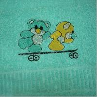 Embroidered Towels 04