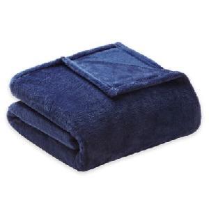 Navy Blankets