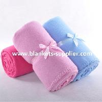 Plain Baby Blankets