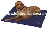 Plain Pet Fleece Blankets