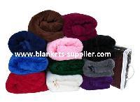 Polyester Fleece Hospital Blankets (1000-1500 Gm)