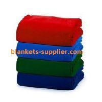 Polyester Fleece Hospital Blankets (750-1000 Gm)