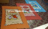 Printed Baby Blankets