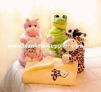 Promotional Baby Blankets