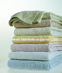 Promotional Cotton Blankets
