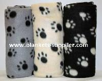 Pure Polyester Fleece Blankets