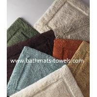 Soft Cotton Bath Mats