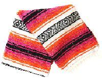 Stripped Falsa Blankets