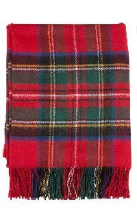 Tartan Woolen Blankets
