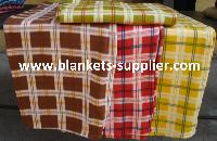 Virgin Polyester Fleece Blankets
