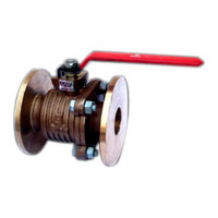 Bronze Ball Valve Flanged Ends(Q-87)
