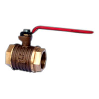 Bronze Ball Valve Screwed Ends(Q-1)