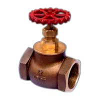 Bronze Globe Steam Stop Valve(Q-101)