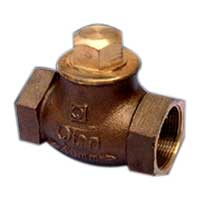 Bronze Horizontal Check Valve(Q-24)
