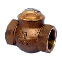 Bronze Horizontal Check Valve(Q-33)