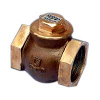 Bronze Horizontal Lift Check Valve(Q-54)