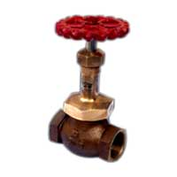 Bronze Union Bonnet Wheel Valve (Q-4)