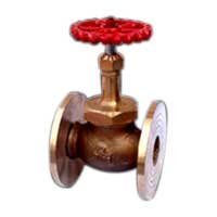 Bronze Union Bonnet Wheel Valve (Q-5)