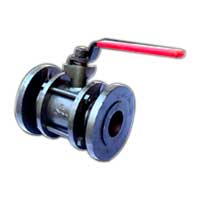 Cast Iron Ball Valve Flanged Ends(Q-68)