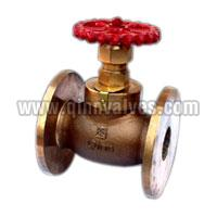 Bronze Globe Steam Stop Valve(Q-102)
