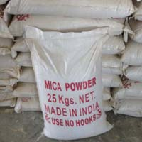 mica powder from india