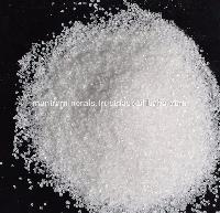 WHITE QUARTZ GRAINS POWDER FROM INDIA