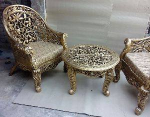 Gold and Silver Furniture 05