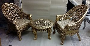 Gold and Silver Furniture 07