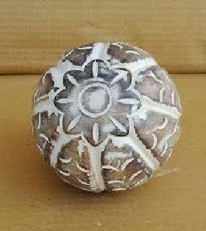 Wooden Decorative Balls 06
