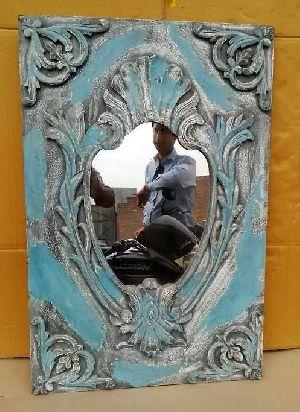 Wooden Mirror Frames 07