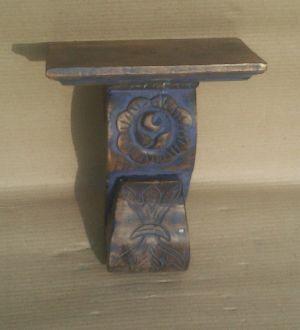 Wooden Wall Shelves 01