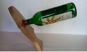 Wooden Wine Bottle Holders 02