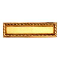 Brass Letter Plate (LP-305)