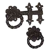 Iron Gate Fittings (GF-6001)