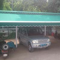 Car Parking Tensile Structure 01