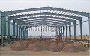 Bajaj Steel Buildings Project 01