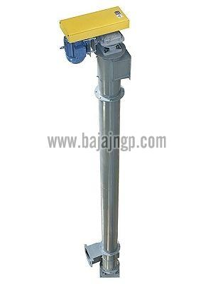 Rotary Lift Vertical Screw Elevator