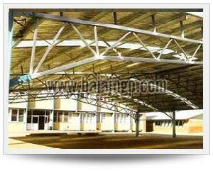 Stainless Steel Roof Trusses
