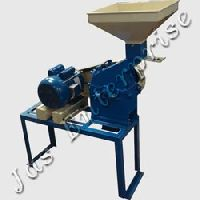Bottom discharge hammer mills