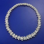 Diamond Necklaces Manufacturer, Exporter & Suppliers