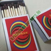 Cardboard Safety Matches 02